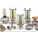Sieves, Shakers & Sieve Equipment