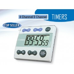 *Control Company Traceable  Digital Timers - Complete Range*