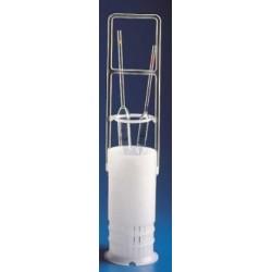 Kartell-Pipette Basket-650mm H