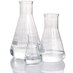 LABCO Erlenmeyer Flask, 1L, Wide Neck ID: 46mm