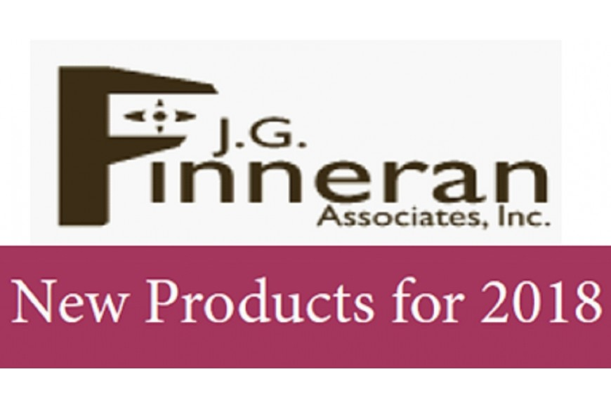 Finneran 2018 New Products