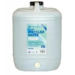 Distilled Water, UV sterile, 10L bottle