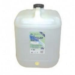 Distilled Water, UV sterile, 20L bottle