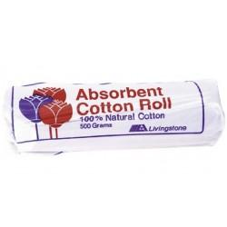Cotton Rolls, non sterile, 500g