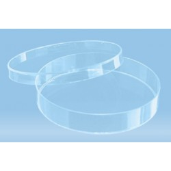 Sarstedt-Petri dishes, 92 x 16mm, polystyrene, clear, non-sterile, vented,  heat resistant to 80oC(20/pkt/480/ctn)