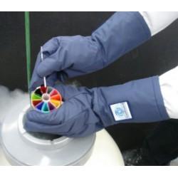 CryoGuard Cryogenic Gloves-Waterproof  Series-Mid Arm style-Medium Size-per/pair