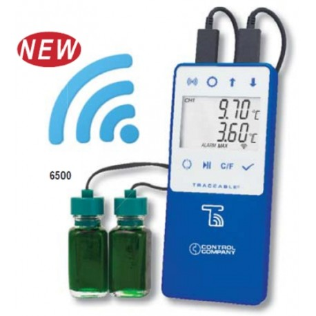 Control Company Traceable WiFi Temp Data Loggers