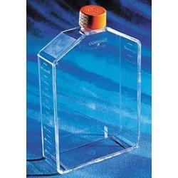 Corning 225cm2 Tissue culture flasks vented cap, 5/pack/case/25