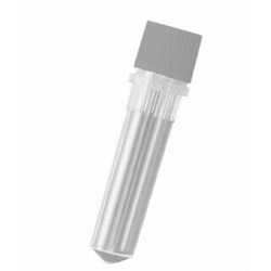 Axygen 2.0ml screw top sterile tubes, conical with attached caps and O rings-pkt/500
