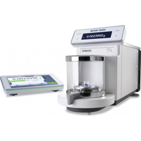Mettler Toledo Microbalances & Ultra-microbalances