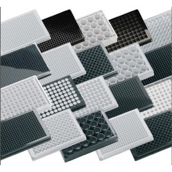 Porvair Clear Bottomed Assay Microplates