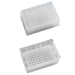 Porvair Polypropylene Storage/Collection Deep Well Plates