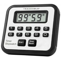 Control Company Traceable® Alarm Timer/Stopwatch