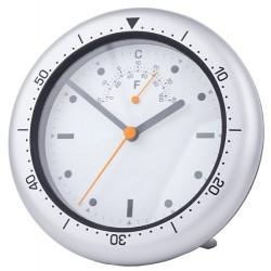 Traceable® Waterproof Indoor/Outdoor Clock