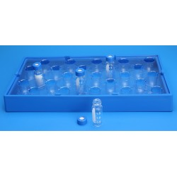 FINNERAN-25 Position Insert Tray for Universal Vial Rack to hold 12mm vials (Rack sold separately), pkt/5