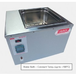 LABEC Constant Temperature Water Bath (Ambient +5°C to 100°C)