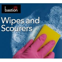 Bastion Wipes & Scourers