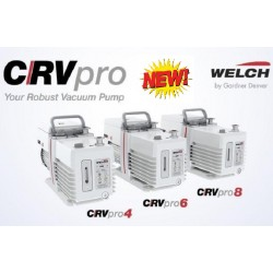 Welch CRVpro Robust 2 Stage Oil Sealed Rotary Vacuum Pumps