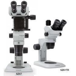 Olympus SZ Series Stereo Zoom Microscopes