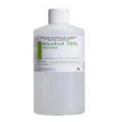 Ethanol Alchol, 70%, 500mL