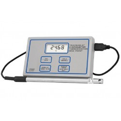 Control Company Dew Point Thermometer Traceable Hygrometer