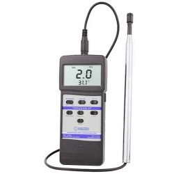 Control Company Hot Wire Traceable Anemometer/Thermometer