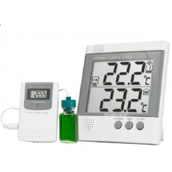 Control Company 6424 Wireless Radio-Signal Refrigerator Traceable Thermometer