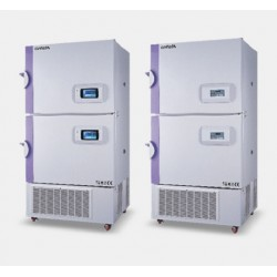 LABEC Ultra Low Temp. Upright Freezers (Double Door with Double Controller)