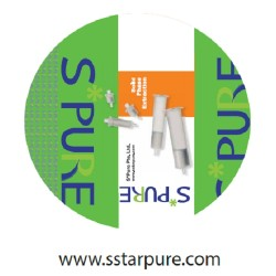 S*Pure Disposable Cartridges and Columns for Sample Prep Applications