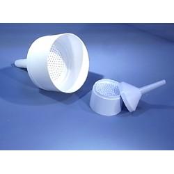 Buchner funnel, Polypropylene, 2 piece, 150mL capacity, fits paper size 70 mm