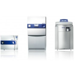 Systec Laboratory Floor Standing H-Series Autoclaves