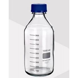 LABCO-Bottle Reagent Boro Clear 100mL, GL45 neck