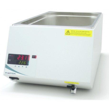 Ratek Next Gen Advanced Digital Water Bath 24 litre capacity
