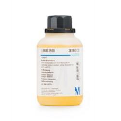 Merk Certipur® Buffer Solution, pH 10, Coloured (Yellow), supplied with COA certificate, 500ml