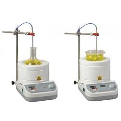 Labform Digital Heating Mantles with Stirring, Round Bottom Flasks