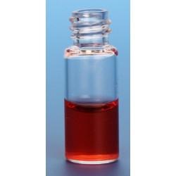 FINNERAN 6.0mL Clear Vial, 19x40mm, 15-425mm Thread, pkt/100