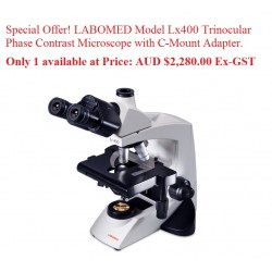 Labomed Research LX400 Microscopes