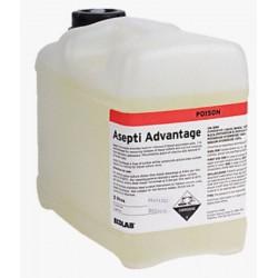 Ecolab Asepti Advantage liquid  - 5 L, each