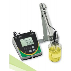 Eutech Bench and Portable pH, Ion,and ORP Meter Options