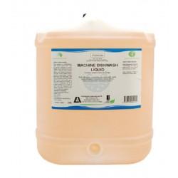 Livingstone Machine Dishwashing Liquid Detergent, 20 Litre Drum, Each