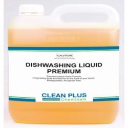 Detergent, Premium hand dish wash liquid, biodegradable, 5 litres