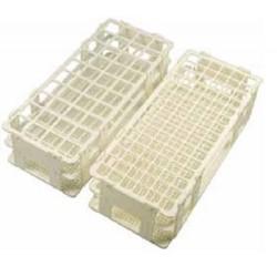 LABCO Test Tube Rack, 13mm 90 Place, 6 x 15 array, foldable & autoclavable