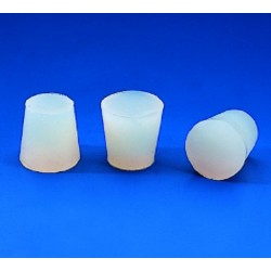 Kartell Conical Silicon Stoppers, Autoclavable