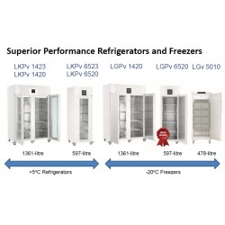Liebherr - Super Performance Refrigerators and Freezers