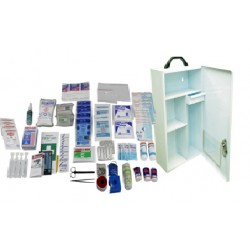 First Aid Kits - Standard Workplace Kit - In Metal Case