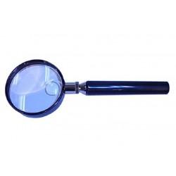 Technos Magnifier, Reading Glass, Classic, 50mm d Lens, Magnification, 3x/6x