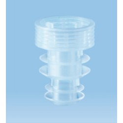 Sarstedt Polypropylene Push Caps for Tubes with diameters:13-16mm, pkt/1,000