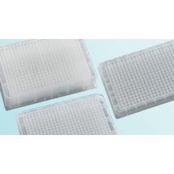 Porvair 384 Square Well Polypropylene Porvair Shallow & Medium Height Storage Plates.