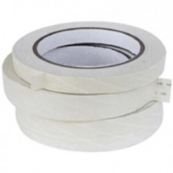 Autoclave Tape With steam indicator, 12 mm diameter, Length/roll: 50 meters, pkt/10