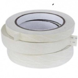 Autoclave Tape With steam indicator, 25 mm diameter, Length/roll: 55 meters, pkt/10